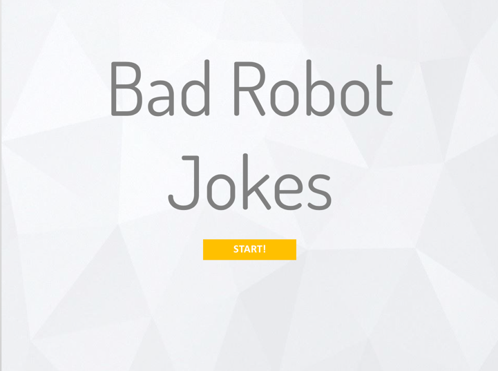 Bad Robot Jokes