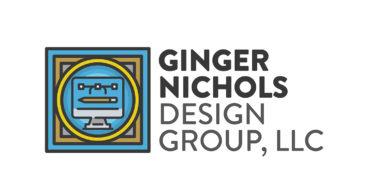 GINGER NICHOLS DESIGN GROUP LOGO