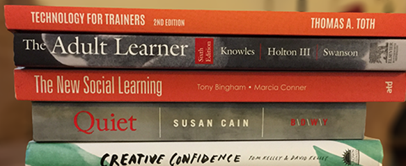 Books I'm reading and blogging about.